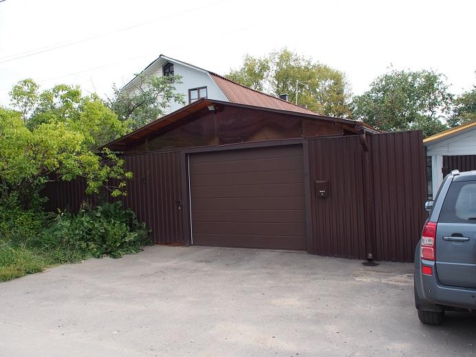 Проект гаража из газобетона бесплатно